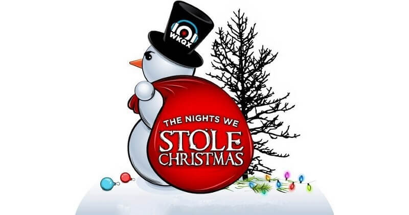 101WKQX The Nights We Stole Christmas Chicago Tickets