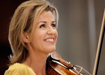 Anne Sophie Mutter Chicago