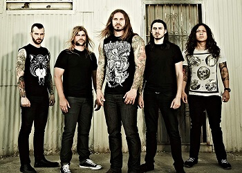 As I Lay Dying Chicago