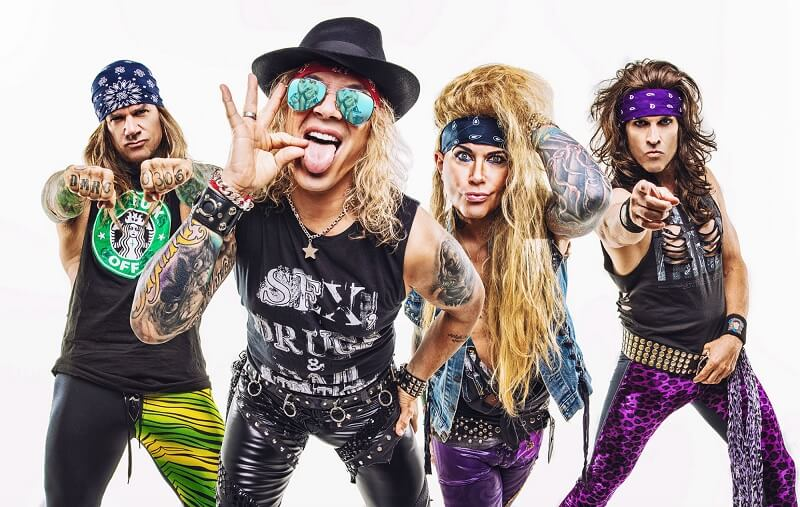 Steel Panther Chicago Tickets