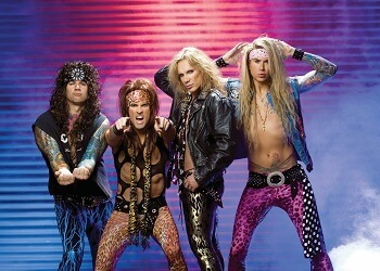 Steel Panther Chicago
