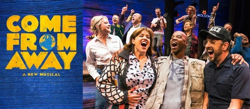 Come From Away Chicago Tickets