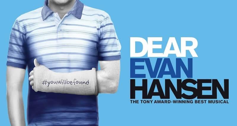 Dear Evan Hansen Chicago Tickets