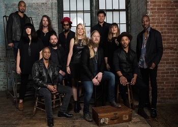 Tedeschi Trucks Band Chicago