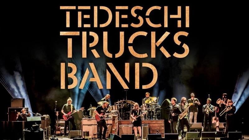 Tedeschi Trucks Band Chicago Tickets