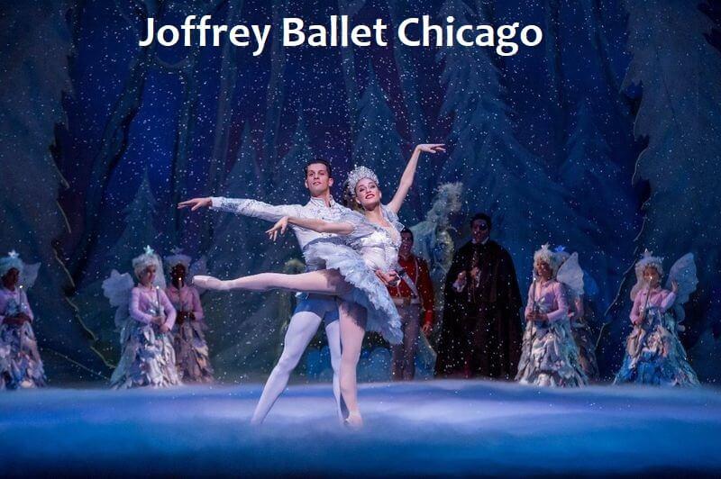 Joffrey Ballet Chicago Tickets