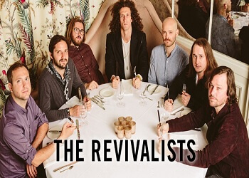 The Revivalists Chciago