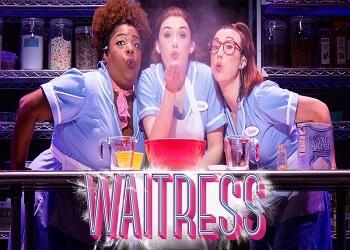 Waitress Chicago Tickets Cheap