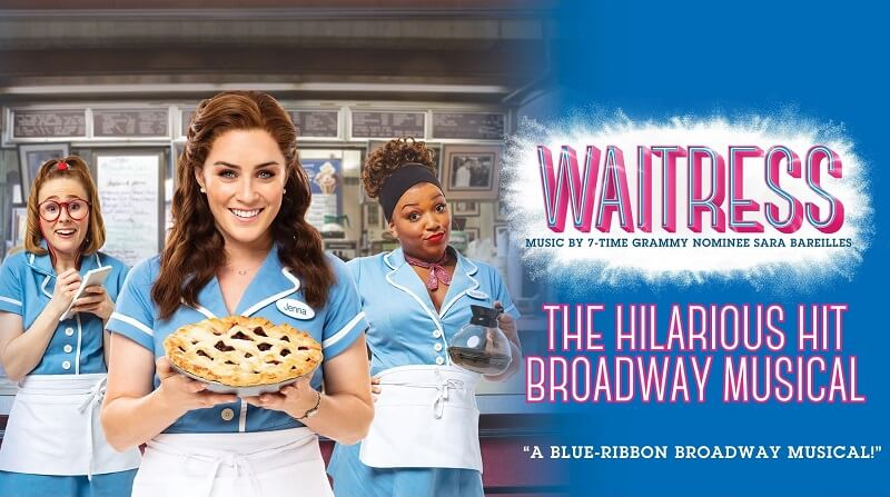 Waitress Chicago Tickets