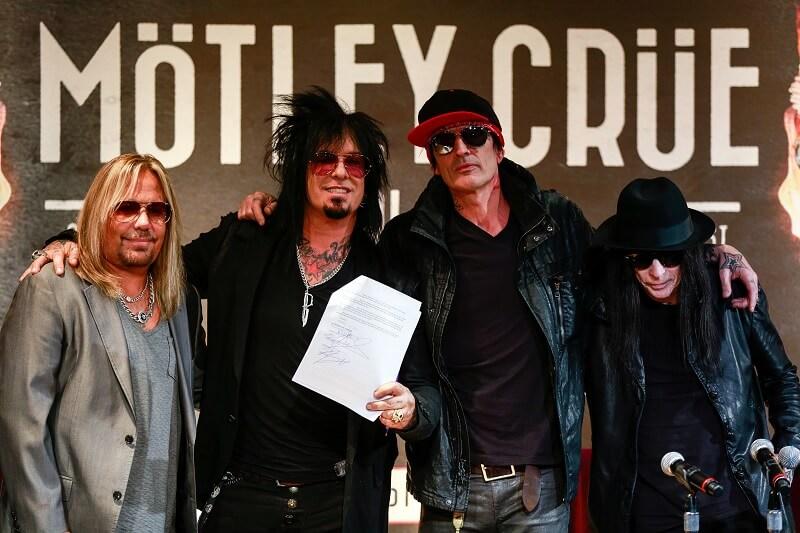 Motley Crue Chicago Tickets