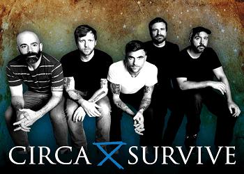Circa Survive Chicago Tickets