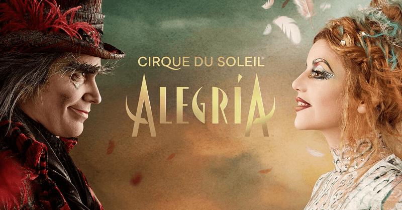 Cirque du Soleil Alegria Chicago Tickets