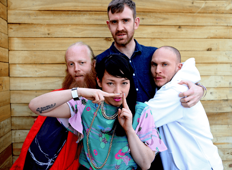 Little Dragon Chicago Tickets