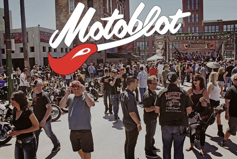 Motoblot Festival Chicago Tickets