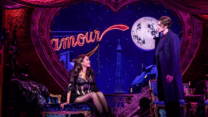 Moulin Rouge The Musical Chicago