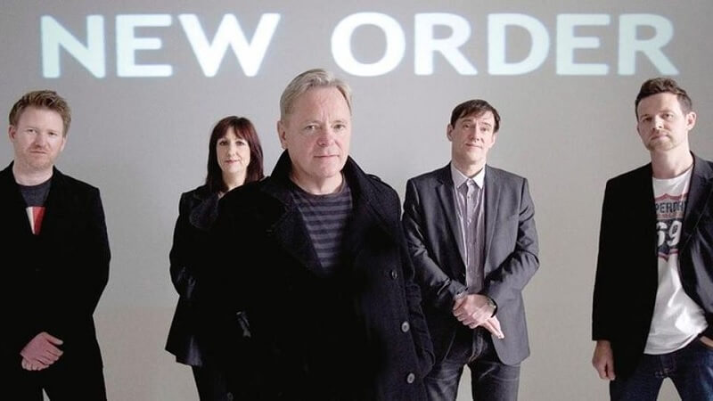 New Order Live Chicago