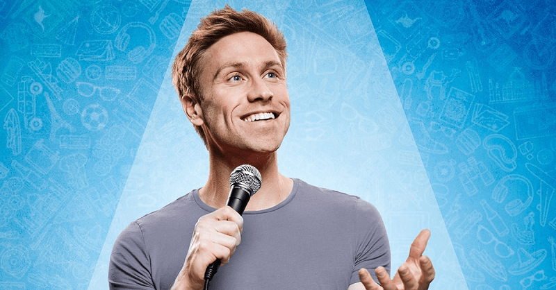 Russell Howard Chicago