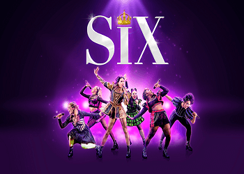 Six The Musical Chicago Tickets