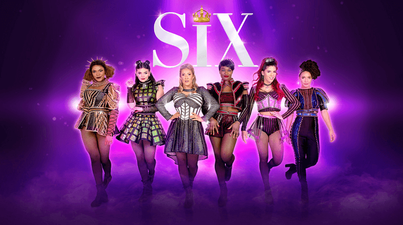 Six The Musical Chicago