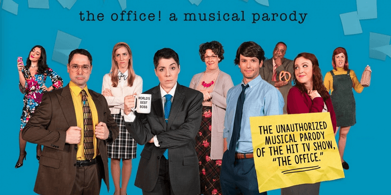The Office A Musical Parody Musical Tickets