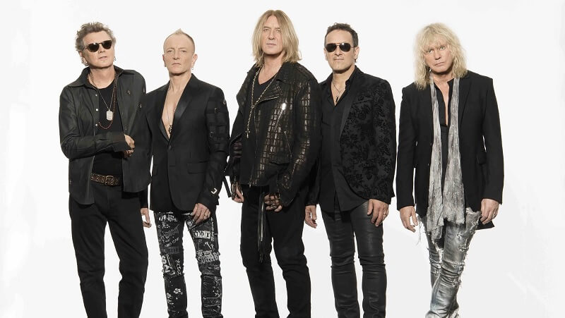 Def Leppard Live Chicago Tickets