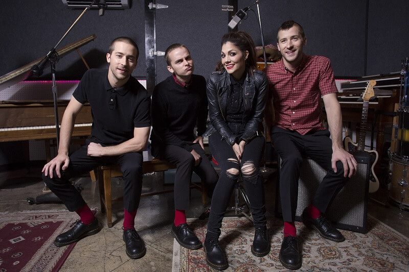 The Interrupters Live Chicago