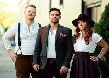 The Lone Bellow Chicago