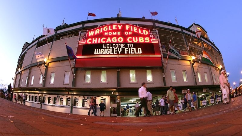 Wrigley Field Tickets Cheap