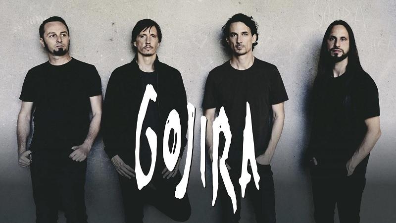 Gojira Concert Tickets