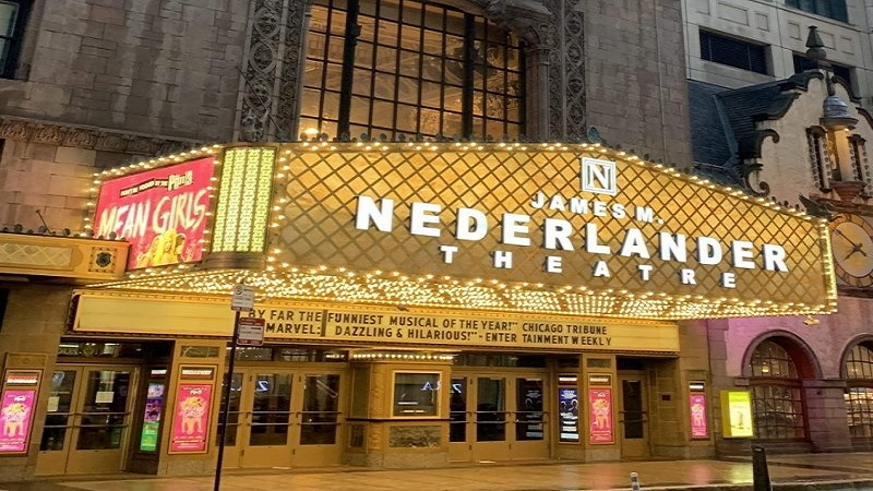Nederlander Theatre at Ford Center for the Performing Arts Tickets