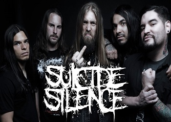 Suicide Silence Chicago Tickets