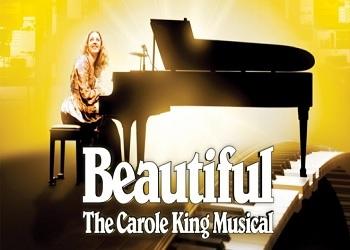 Beautiful The Carole King Musical Tickets Cheap