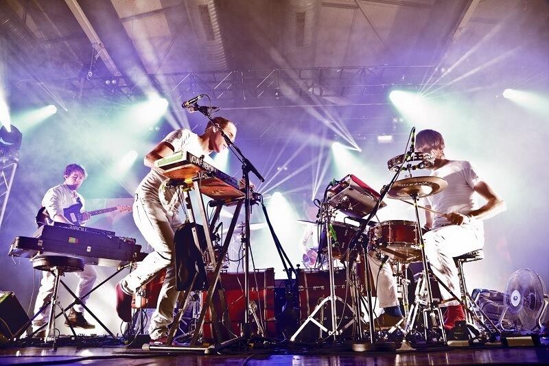 Caribou Concert Tickets Discount