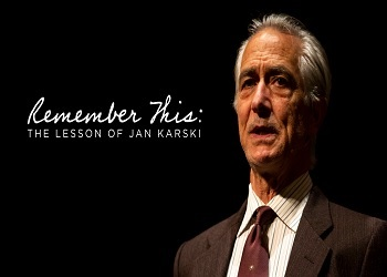 Remember This: The Lesson of Jan Karski Tickets