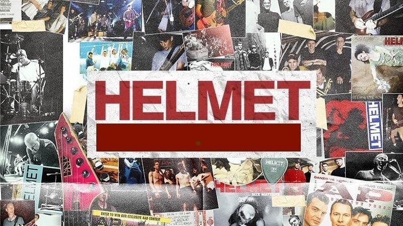 Helmet Concert Tickets