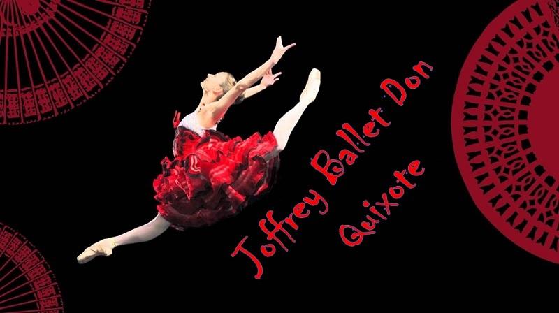 Joffrey Ballet Don Quixote Tickets
