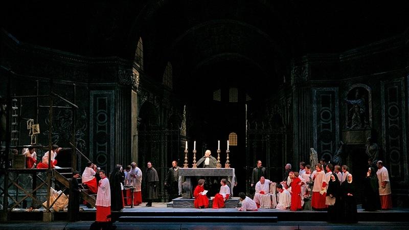 Lyric Opera of Chicago Tosca Tickets