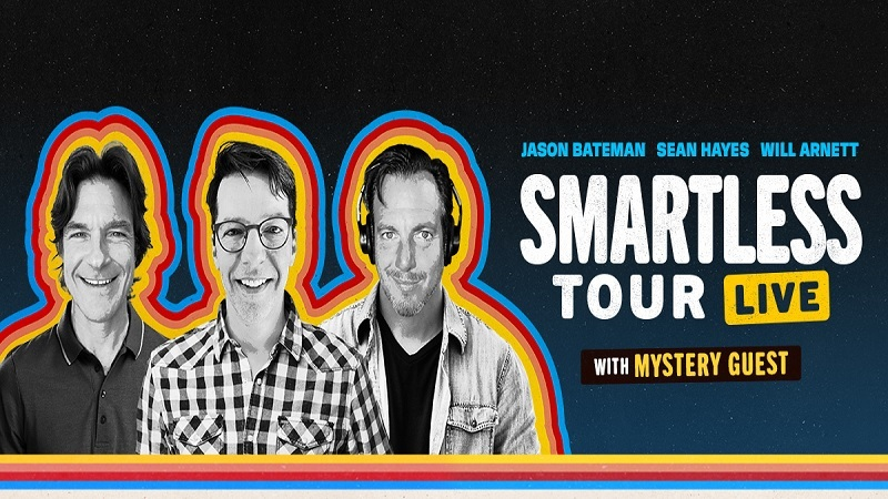 SmartLess Tour Live Chicago Tickets