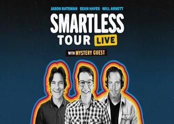 SmartLess Tour Live Tickets